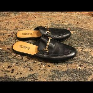 Women's silent d shoes